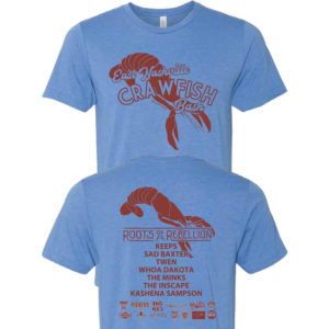 Crawbash T-Shirts